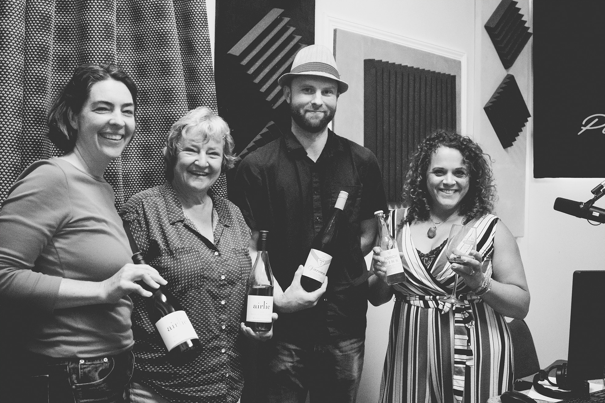 wine crush podcast airlie winery varnum vintners the daydream agency